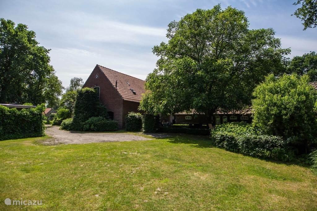 Vakantiehuis Nederland, Noord-Brabant – vakantiehuis De Roozenstam