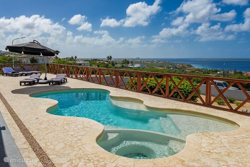 Vacation rental Bonaire, Bonaire, Sabadeco Villa Casa Casuarina