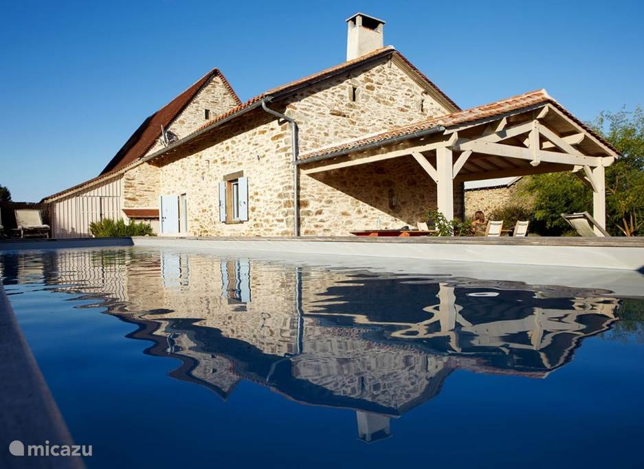 Vakantiehuis Frankrijk, Dordogne, Lieu-dit Les Bouysournes villa Jumelle