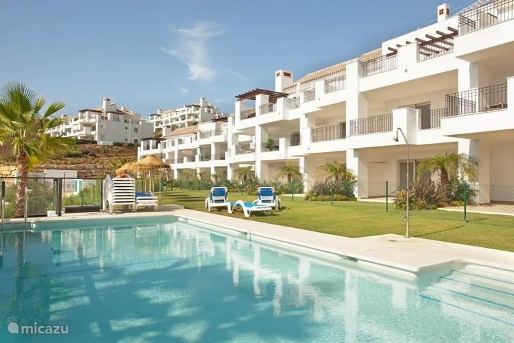 Vakantiehuis Spanje, Costa del Sol, Marbella Elviria appartement Appartement Costa del Sol Casa JOYA
