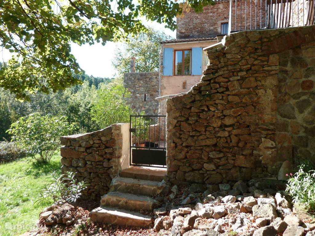 Vakantiehuis Frankrijk, Languedoc-Roussillon, Robiac-Rochessadoule Gîte / Cottage Mas Bernadis, Bresis