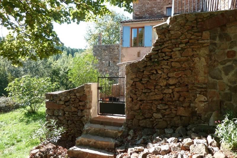 Vakantiehuis Frankrijk, Gard, Robiac-Rochessadoule Gîte / Cottage Mas Bernadis, Bresis