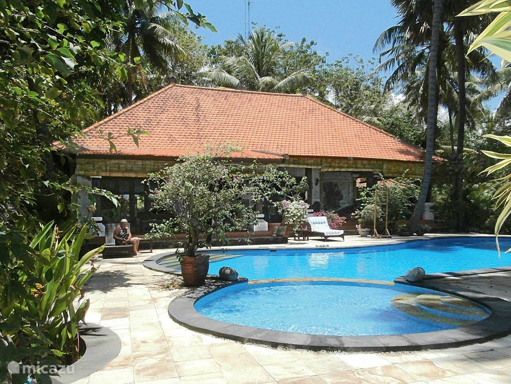 Vacation rental Indonesia, Bali, Tianyar Barat villa Villa Pascale