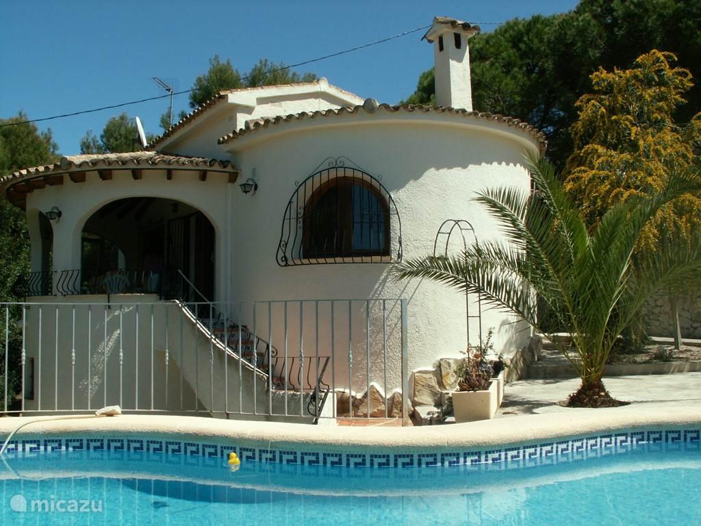 Vakantiehuis Spanje, Costa Blanca, Moraira villa Villa Yasmila