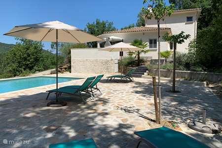 Vakantiehuis Frankrijk, Gard, Molières-sur-Cèze villa Villa comfort