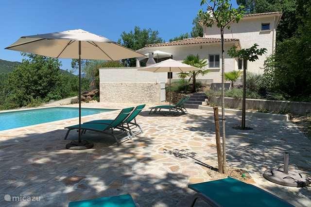 Vakantiehuis Frankrijk, Gard – villa Villa comfort