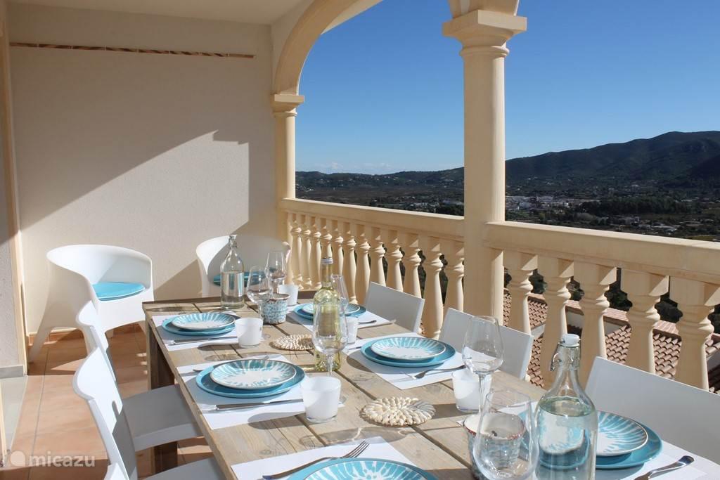 Vakantiehuis Spanje, Costa Blanca, Jalon vakantiehuis Bellavista