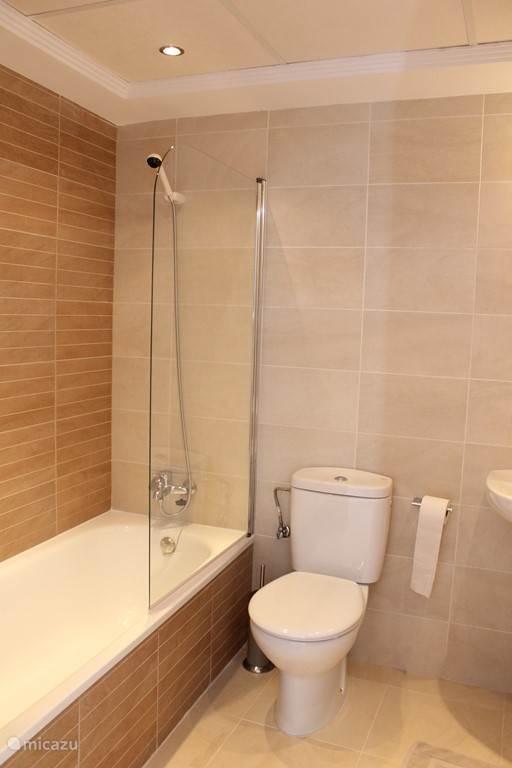 badkamer boven met ligbad