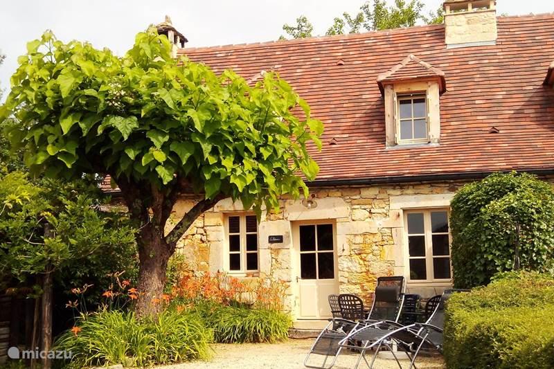 Vakantiehuis Frankrijk, Dordogne, Simeyrols Vakantiehuis Lo Pertsorio (4 p), Les Bernardies