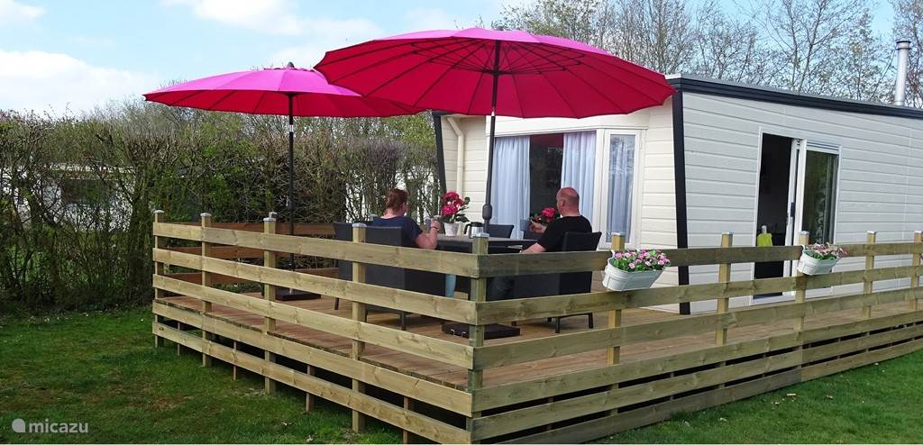 Vacation rental Netherlands, Friesland, Bakkeveen chalet B122 de Els
