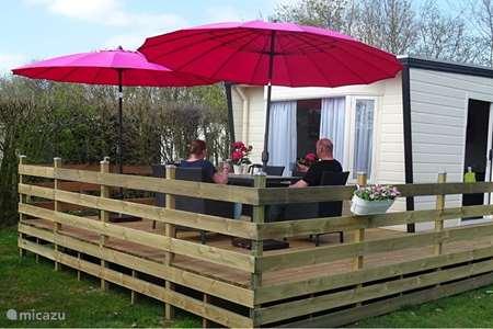 Ferienwohnung Niederlande, Friesland, Bakkeveen chalet B122 de Els
