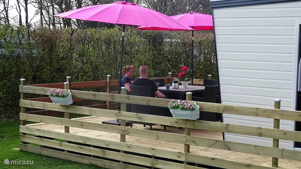 Vakantiehuis Nederland, Friesland, Bakkeveen Chalet B122 de Els