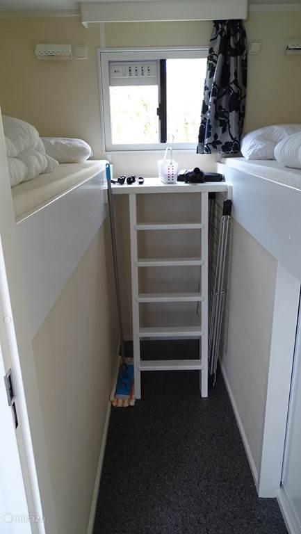 slaapkamer 2 hoogslapers bedmaat 2.00*0.80