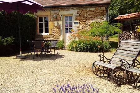 Vacation rental France, Dordogne, Simeyrols holiday house Lou Fournial (3 p), Les Bernardies