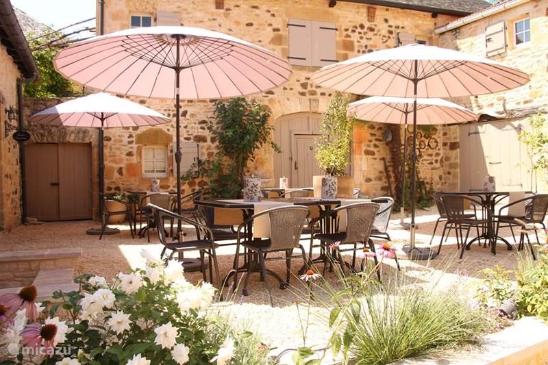 Vakantiehuis Frankrijk, Dordogne, Simeyrols Vakantiehuis Lou Fournial (3 p), Les Bernardies