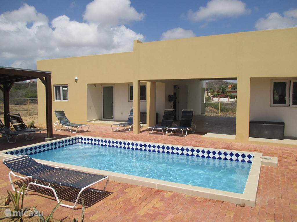 Vacation rental Aruba, Paradera, Casibari bungalow Tamarijn bungalows (S)