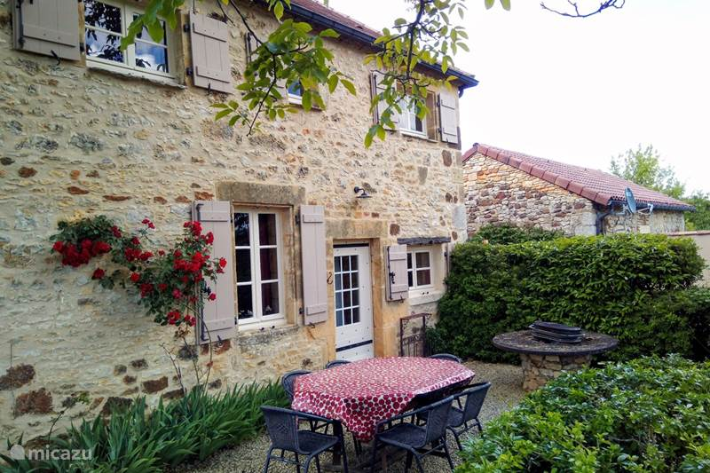 Vakantiehuis Frankrijk, Dordogne, Simeyrols Vakantiehuis l'Escudorio (4-6p), Les Bernardies