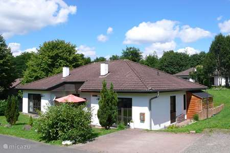 Vacation rental Germany, Sauerland, Frankenau - holiday house Bienvenue, comfort villa with sauna