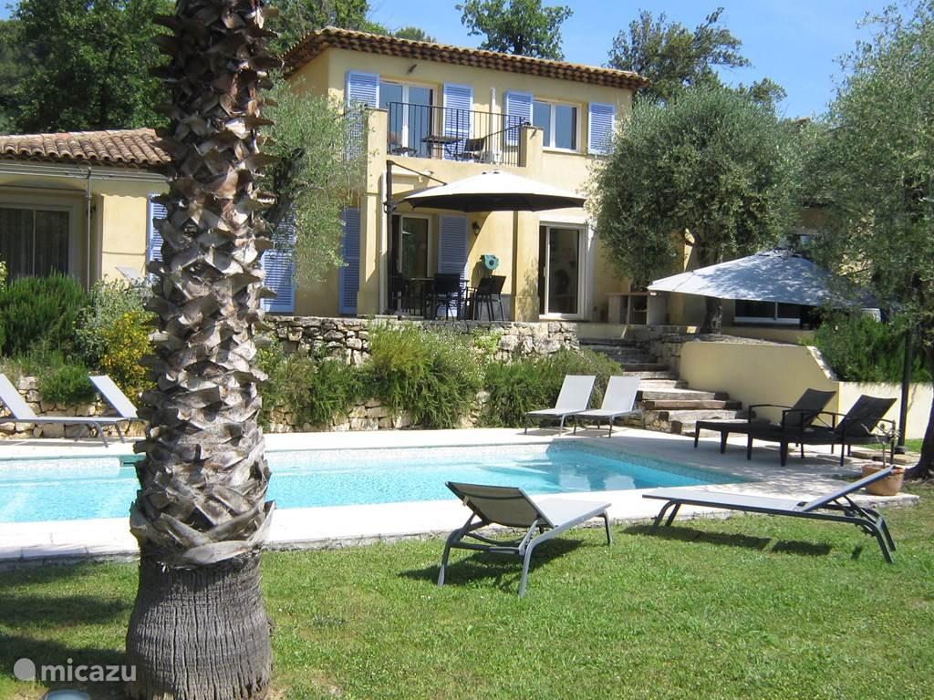 Vakantiehuis Frankrijk, Côte d´Azur, Valbonne Villa Avant la prochaine