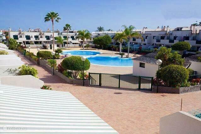 Vakantiehuis Spanje, Tenerife, Costa del Silencio Appartement Los Geranios