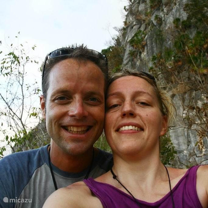 Peter en Petra Kroos