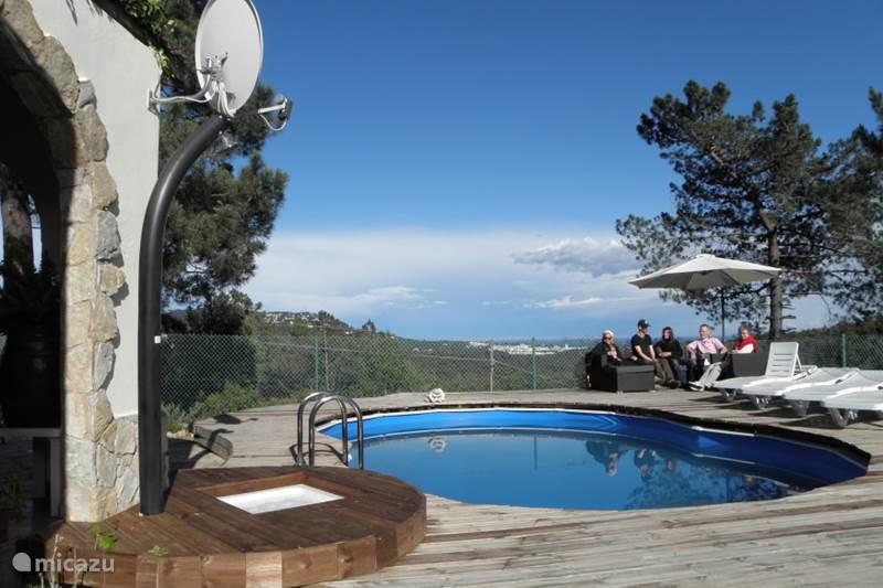 Vakantiehuis Spanje, Costa Brava, Lloret de Mar Vakantiehuis Casa Gekko