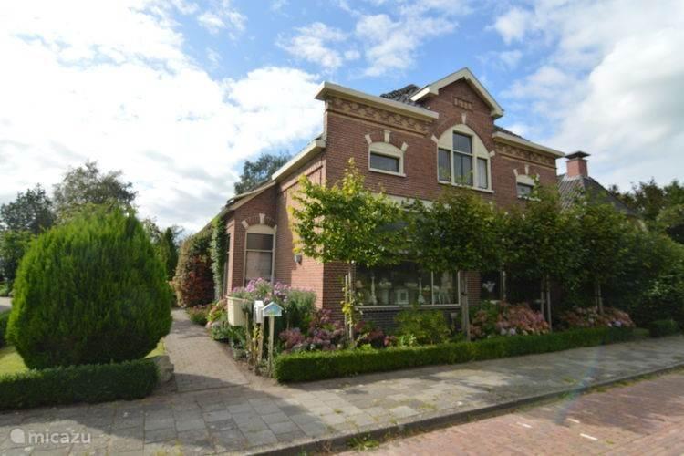 Vakantiehuis Nederland, Drenthe – villa HunzeCottage-sauna & jacuzzi