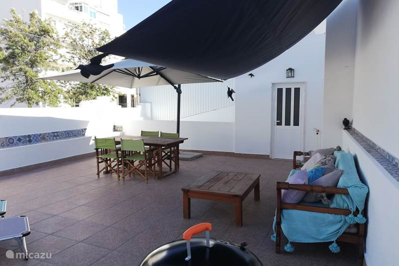 Vakantiehuis Portugal, Algarve, Portimão Stadswoning Casa Antonio