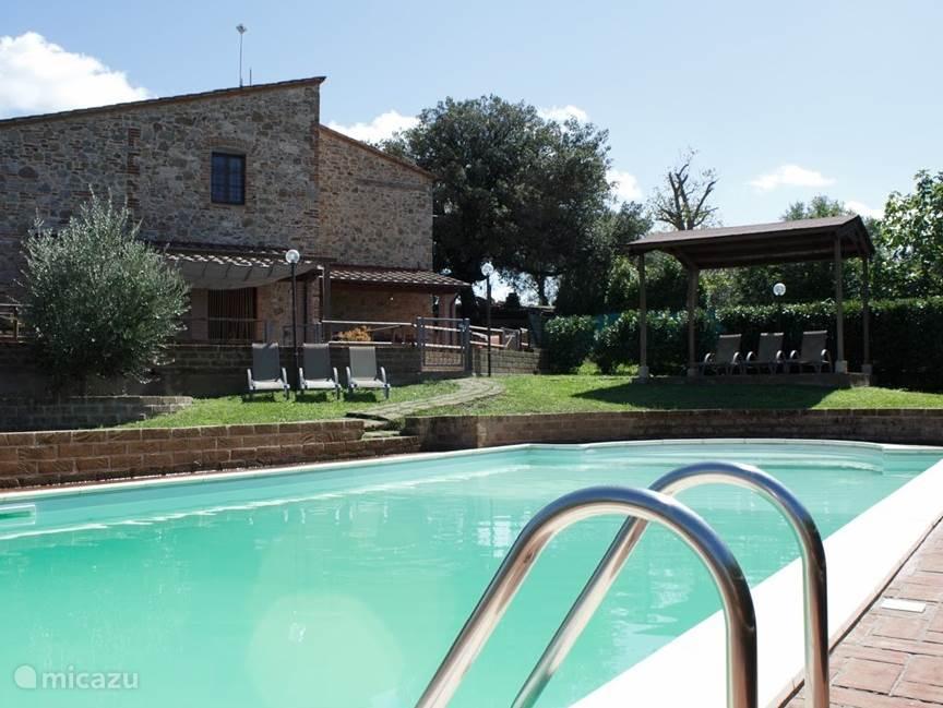 Vakantiehuis Casa Che Vita met Zwembad.