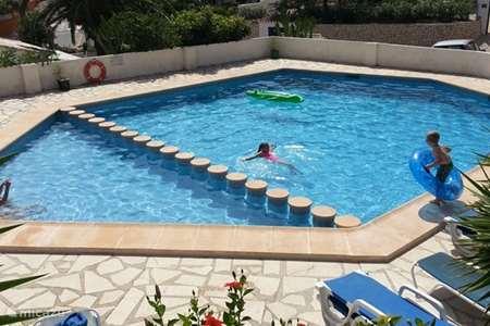 Vakantiehuis Spanje, Costa Blanca, Benitachell geschakelde woning Eslin