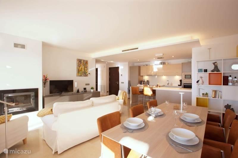 Vakantiehuis Spanje, Costa del Sol, Marbella Elviria Penthouse Casa Perla en Verde