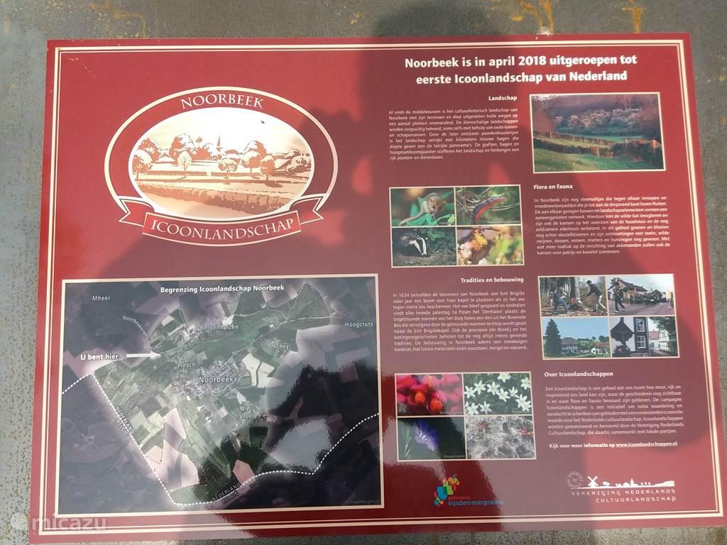 Noorbeek 1e icoonlandschap van Nederland
