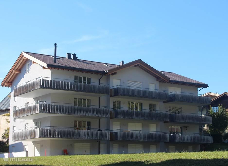 Ferienwohnung Schweiz – appartement Haus Piz Linard