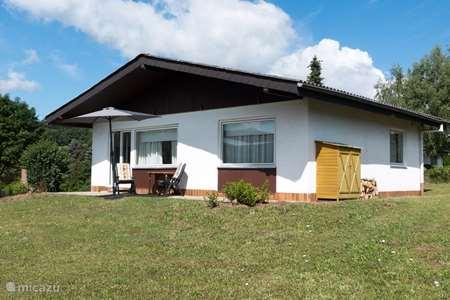 Vakantiehuis Duitsland, Hessen, Oberaula bungalow Landhaus Aulatal 6 ****