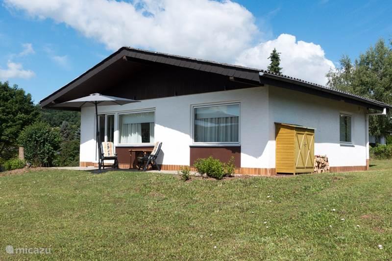 Ferienwohnung Deutschland, Hessen, Oberaula Bungalow Landhaus Aulatal 6 ****