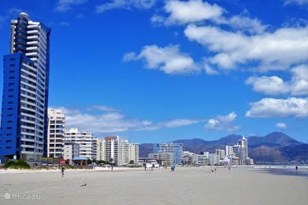 Het strand van Strand