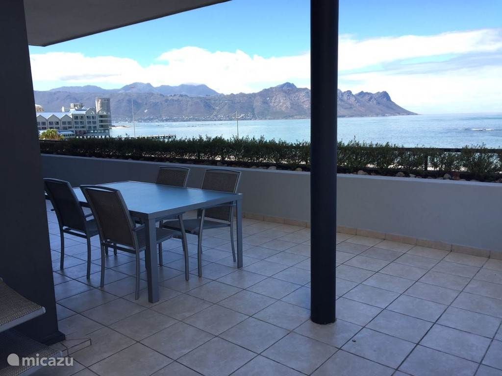 Vacation rental South Africa – apartment Beach apartment 101