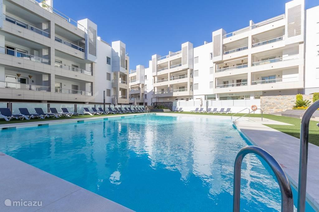 Vakantiehuis Spanje, Costa del Sol, San Pedro de Alcántara appartement San Pedro appartement
