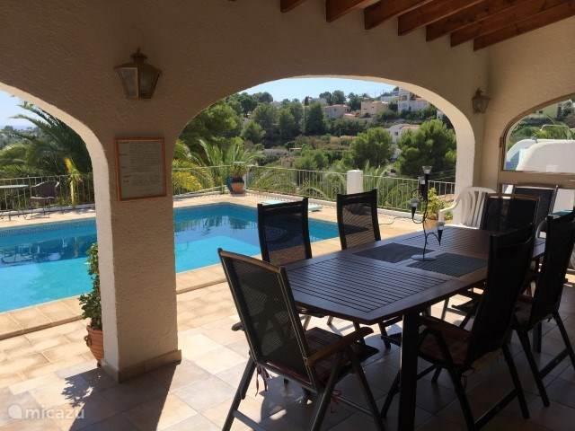 Vakantiehuis Spanje, Costa Blanca, Benissa Finca Villa Benissa vlakbij  Moraira