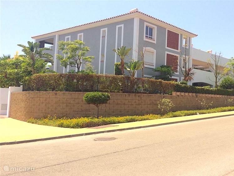 Vakantiehuis Spanje, Costa del Sol, Estepona appartement Appartement Estapona-Marbella