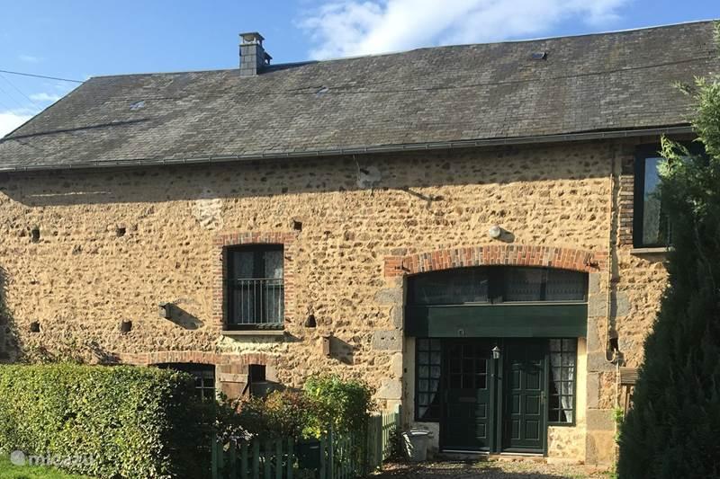 Vakantiehuis Frankrijk, Nièvre, Ouroux-en-Morvan Vakantiehuis La Grange