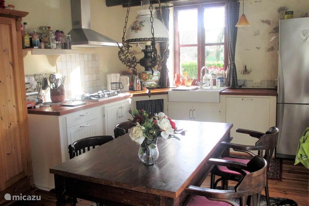 Overzicht van de keuken