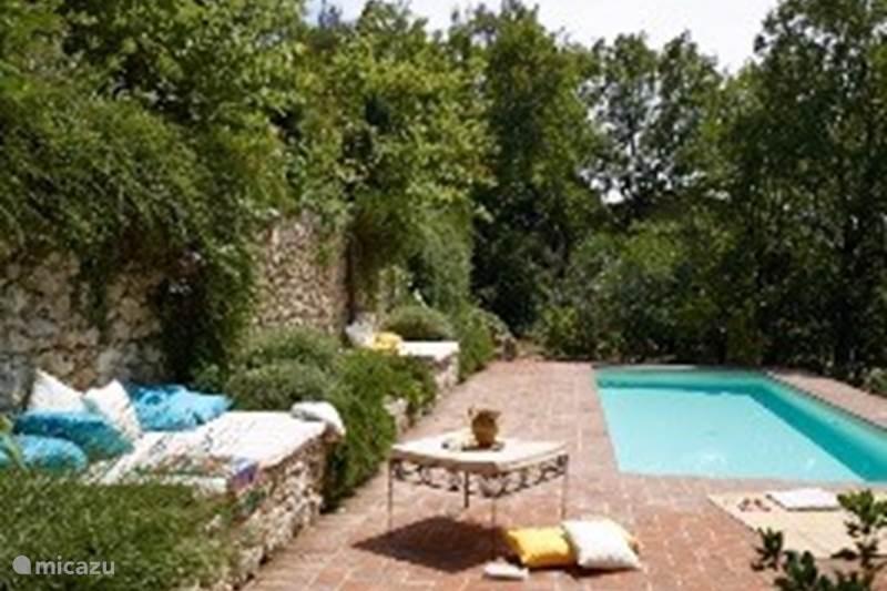 Vakantiehuis Italië, Umbrië, Campello sul Clitunno Appartement Orto di Eva