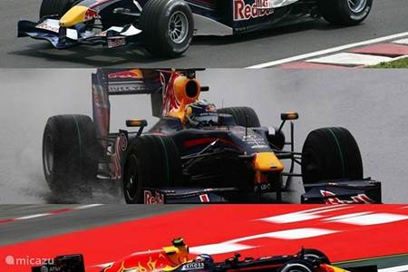 Formula 1 circuit Spielberg