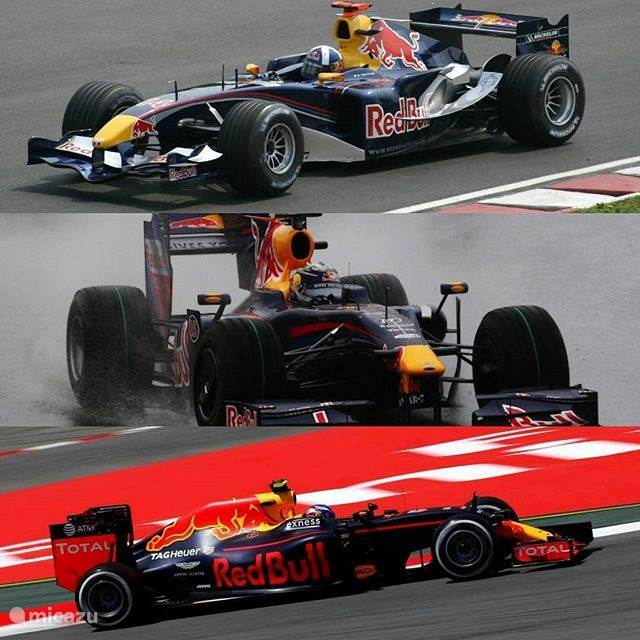 Formule-1 circuit Spielberg