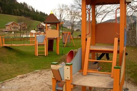 Kinderspielplatz Hohentauern