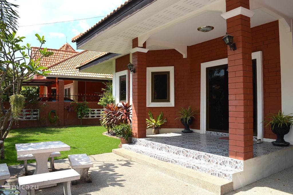 Vakantiehuis Thailand, Oostelijke Golfkust, Pattaya - villa Villa Paris