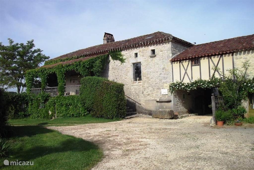 Vakantiehuis Frankrijk, Lot-et-Garonne, Sérignac-sur-Garonne Vakantiehuis Place to be