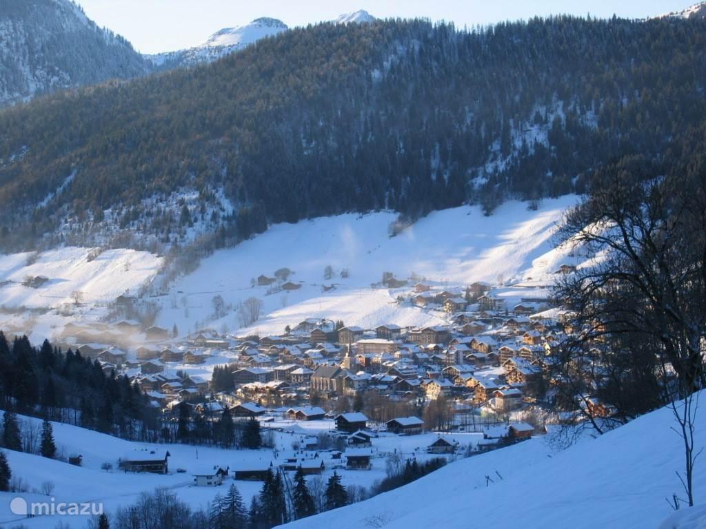 Le Grand Bornand Village