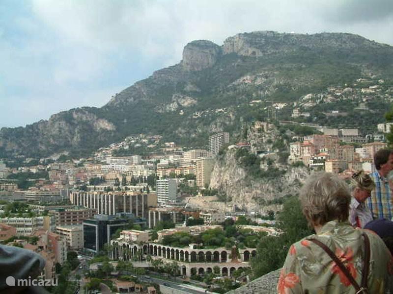 Monaco Formula 1 city